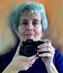 Sheila Finkelstein photographic self-portrait